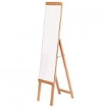 espejos nordicos decorativos planos de baño de agua para sala peluqueria espejos de pie
