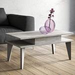 mesas de centro estilo nórdico elevables de madera, modernas, redondas, baratas de madera comedor estio nordico muebles nordicos de cafe