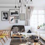 decoracion nordica, cuadros nordicos alfombras espejos estilo nordico salon comedor habitacion cocina baño nordico