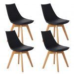 sillas nordicas de comedor sillon estilo nordico de madera blancas tapizadas baratas salon ergonomicas de plastico metal de cocina de oficina