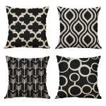 Fundas cojines estilo nordico online para sofàs sillas muebles sillones sala almohada decorativos nordica