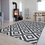 alfombras nordicas baratas infantiles geometricas grandes pasillo salon estilo nordico redondas